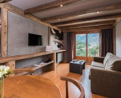 La Mountain Suite